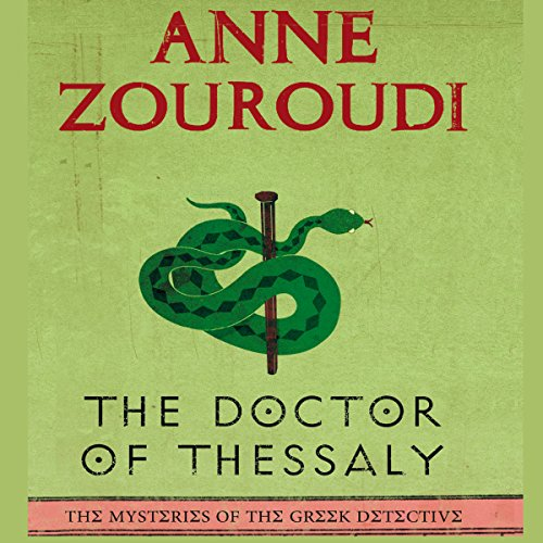 The Doctor of Thessaly cover art