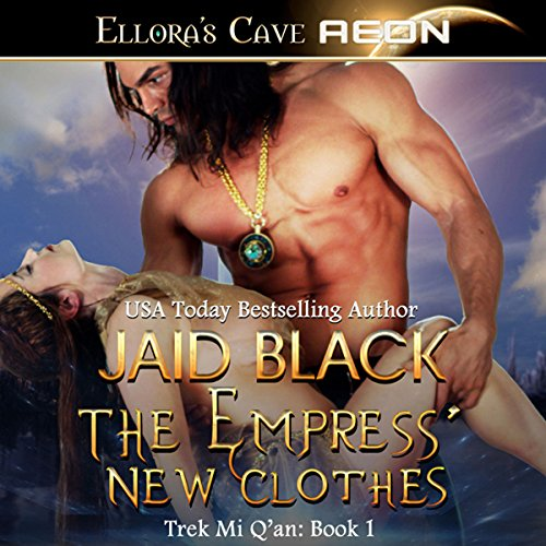 The Empress' New Clothes audiobook cover art
