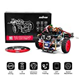OSOYOO Model 3 Robot Car DIY Starter Kit for Arduino UNO | Remote Control App...