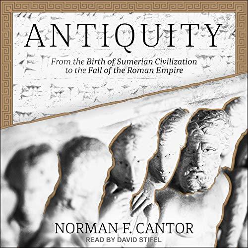 Antiquity cover art