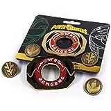 Power Rangers - Legacy Morpher Pin Set: Green/White Edition