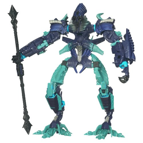 Transformers Hunt For The Decepticons Voyager Class Fallen US version / TRANSFORMERS MOVIE HUNT FOR THE DECEPTICON VOYAGER CLASS: FALLEN (japan import)