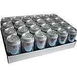 Maresca Mineral Water 24 x 0,33l Dose (Natürliches Mineralwasser mit Kohlensäure)