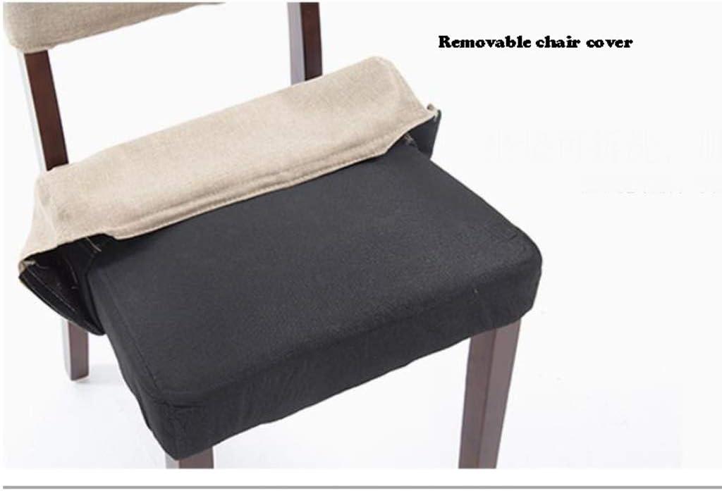 GYJ Simple Chaise Bureau étudiant et Chaise de Maquillage Tabouret Retour à la Maison à Manger Chaise d'ordinateur Unique (Color : A) D