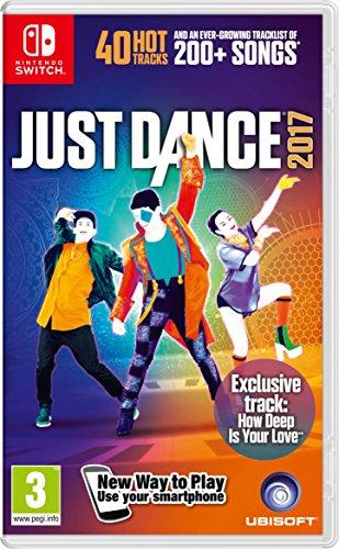 Just Dance 2017 (Nintendo Switch) - [Edizione: Regno Unito]
