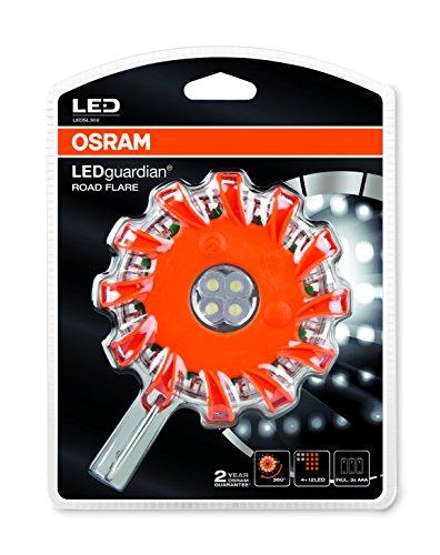 Osram LEDSL302 Iluminación Led, Naranja, Blanco
