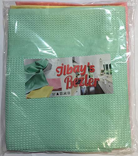 Original Ilbays Bezleri Mikrofaser Reinigungstücher/Putztücher im 3er Pack