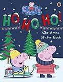 Peppa Pig. Ho! Ho! Ho! Christmas Sticker Book