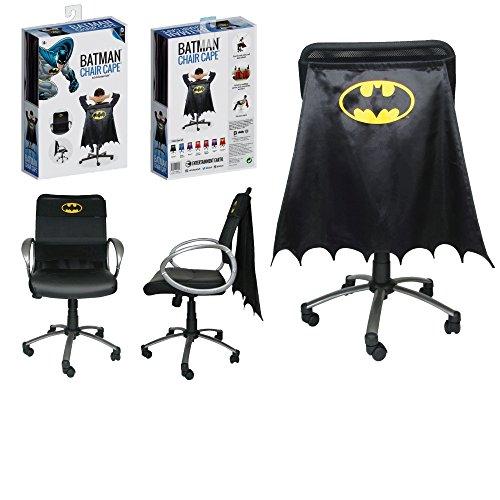 Justice League Movie Batman Chair Cape - Convention Exclusive