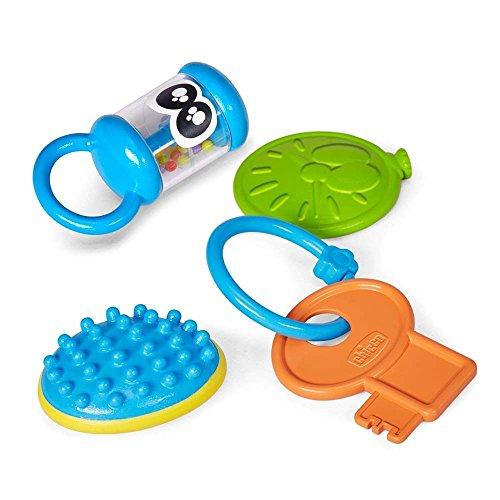 Chicco 00007891000000 Baby Spiel-Set, mehrfarbig