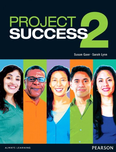 Compare Textbook Prices for Project Success 2 Student Book with eText 1 Edition ISBN 9780132942386 by Gaer, Susan,Lynn, Sarah