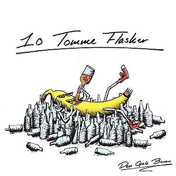 10 Tomme Flasker