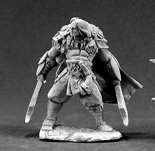 Kjell Bloodbear, Barbarian