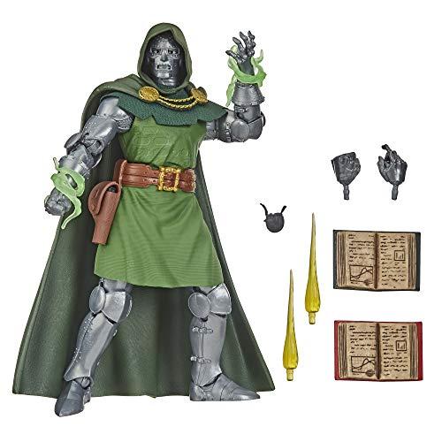 Los 4 Fantáticos - Figura de acción Dr. Doom 15cm
