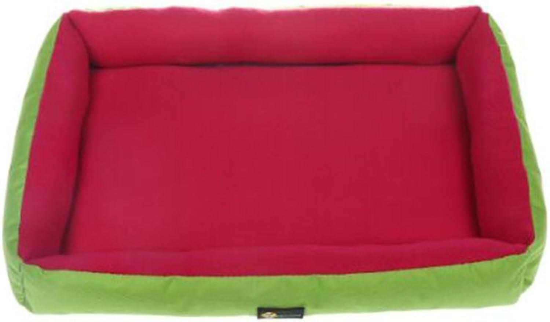 BiuTeFang Pet Bolster Dog Bed Comfort Cloth kennel Cat Nest warm pet mat, 40  55cm