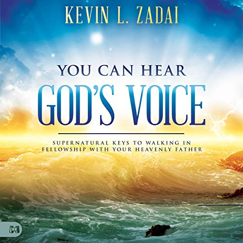 You Can Hear God's Voice cover art