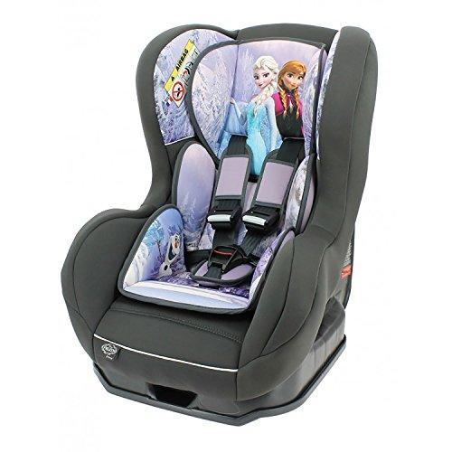 mycarsit Autositz Disney, Gruppe 0+/1(von 0bis 18kg), Motiv Frozen Eiskönigin