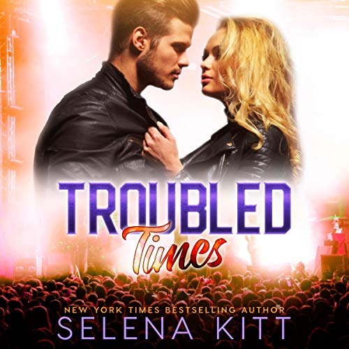 Troubled Times audiobook cover art