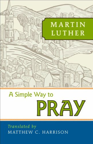 A Simple Way to Pray