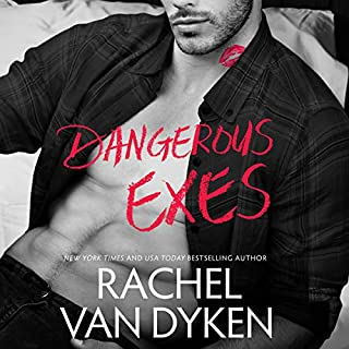 Dangerous Exes audiobook cover art