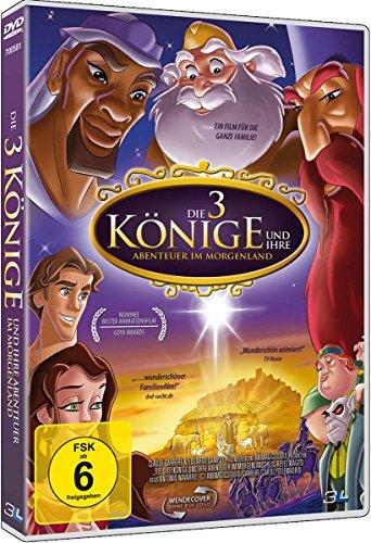 Die 3 Könige und ihre Abenteuer im Morgenland [Alemania] [DVD]