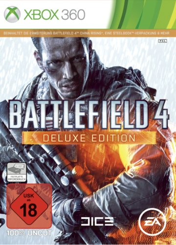 Battlefield 4 - Deluxe Edition (Exklusiv bei Amazon.de)