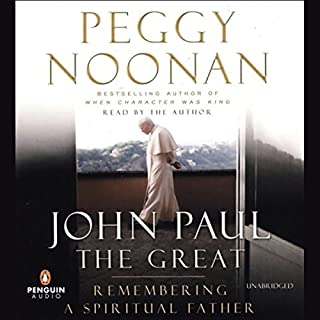 John Paul the Great audiobook cover art