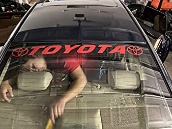 Vinyl Decal Car Truck SUV Sticker Toyota Banner Window Graphics Bed Tailgate Lettering