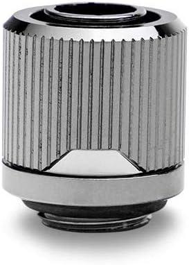 Black Nickel EKWB Quantum Torque STC 10//16mm 3//8 ID 5//8 OD Fitting 6 Pack