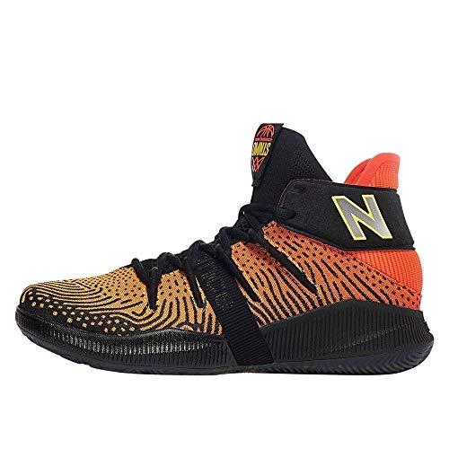 New Balance BBOMNXA1, Basketball Shoe Mens, Red, 42 EU
