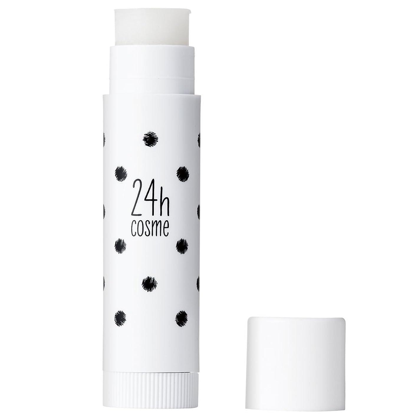 コミュニケーションサロン今後24h cosme 24 ナチュラルリップクリーム