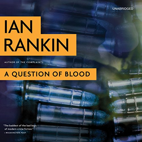 A Question of Blood  By  cover art