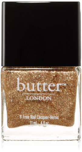 butter LONDON Nagellack, Goldtöne, West End Wonderland, 11 ml