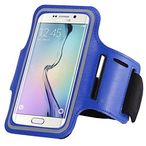 BPFY - Brazalete deportivo para Huawei P9 Plus, color azul
