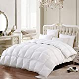 Goose Feather & Down Quilt 13.5 Tog Deluxe Duvet | Premium Hotel Quality