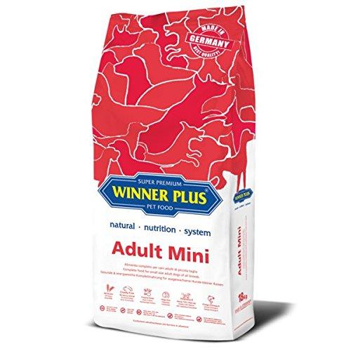 WINNERPLUS Adult Mini 3 kg - Alimento completo per cani adulti di piccola taglia