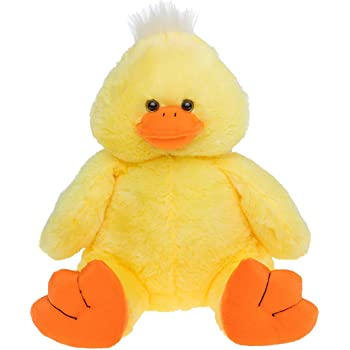 20 Tall Melissa /& Doug Jumbo Yellow Ducky Stuffed Animal