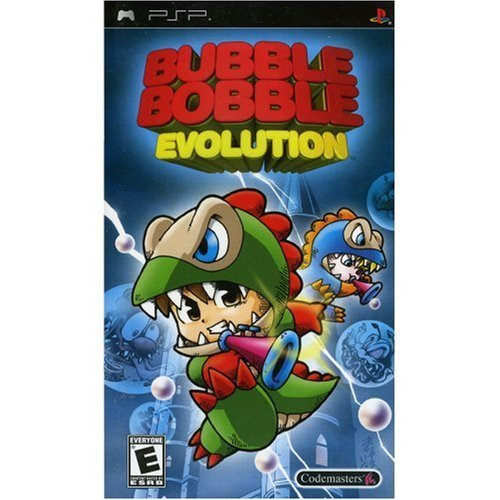 Bubble Bobble Evolution - Sony PSP by Codemasters