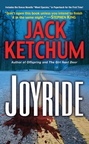Joyride: Includes the Bonus Novella Weed Species