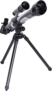 Binocular Kids Telescope Set Detachable Adjustable Refractor Telescope Science and Education Exploration Toys to View Star...