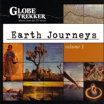 Globe Trekker: Earth Journeys volume 1