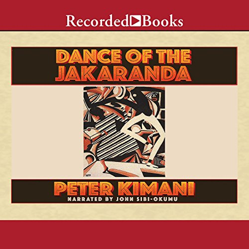 Dance of the Jakaranda cover art