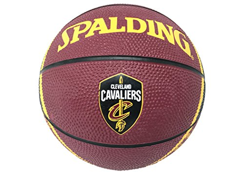 Save %7 Now! Game Master NBA Cleveland Cavaliers Mini Basketball, 7-inches