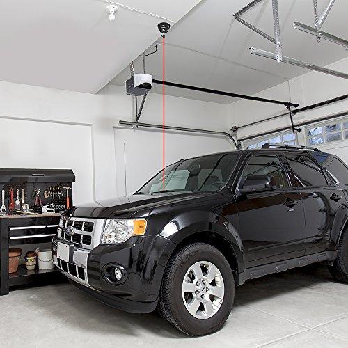 Smart up your garage with a smart garage door opener & parking aids 7