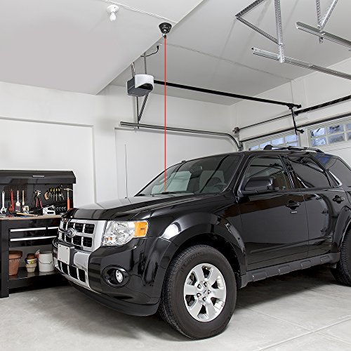 Smart up your garage with a smart garage door opener & parking aids 8