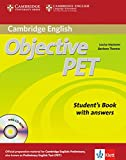 Objective PET Stud. Book with answers and CDR