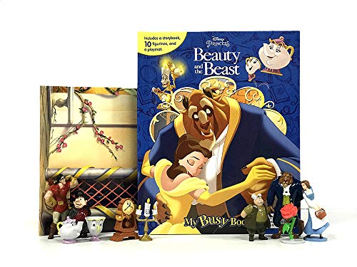 Disney Beauty and the Beast My Busy B