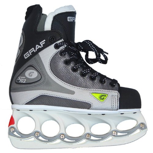 Graf 103 Eishockey Schlittschuhe tblade Neu Gr 42