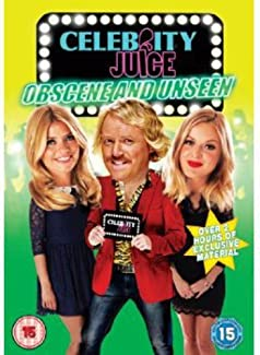 Celebrity Juice - Obscene And Unseen