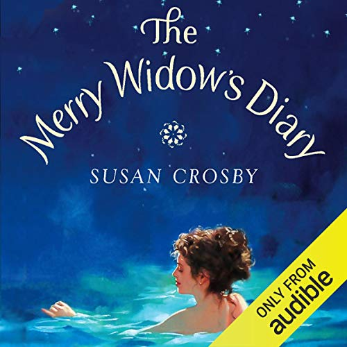 The Merry Widow's Diary cover art